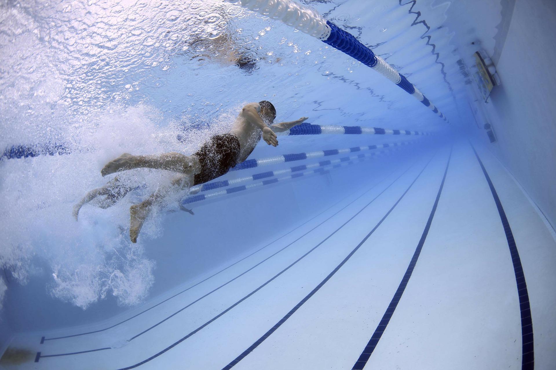 jak pływać żeby schudnąć