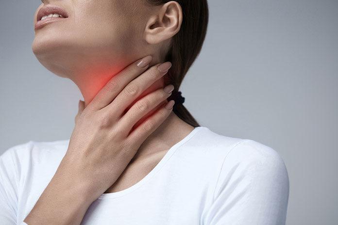Walka z infekcją gardła