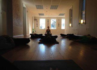 Zajęcia jogi w Warszawie