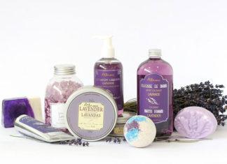 Zestaw pachnących kosmetyków - pomysł na prezent na Dzień Matki
