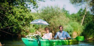 Kamizelka kajakowa na rodzinny spływ