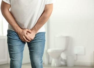 Nietrzymanie moczu po prostatektomii